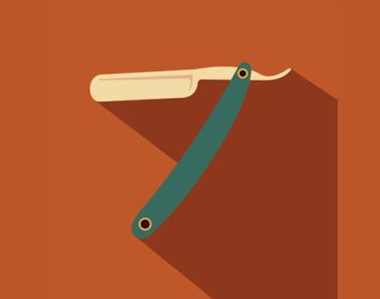 Мужская стрижка на короткие волосы  (Курс на испанском языке)